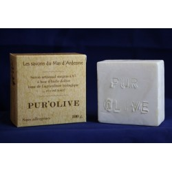Savon Pur'Olive - 100 g