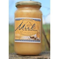 Miel de Montagne APIS LOZERA- 500 g